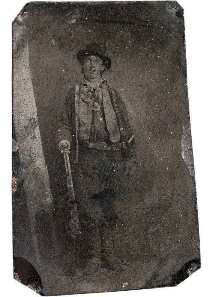 Билли Кид (1879-1980)