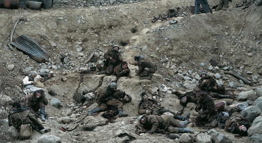 Говорят мёртвые воины (1992)